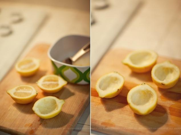 Как дома сделать лимонные свечки